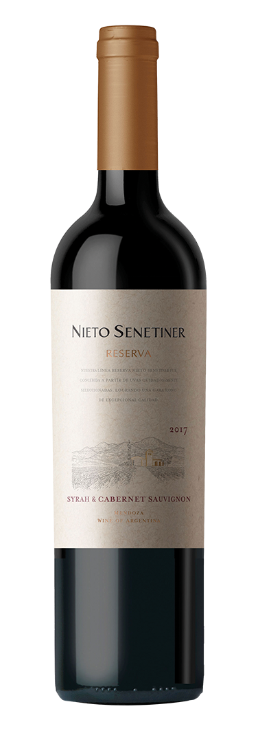 Nieto Senetiner Cabernet Sauvignon Shiraz Reserva 750 ml