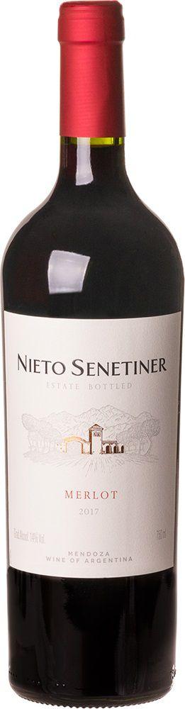Nieto Senetiner Merlot 750 ml