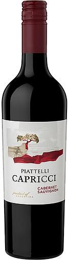 Piattelli Capricci Cabernet Sauvignon 750 ml