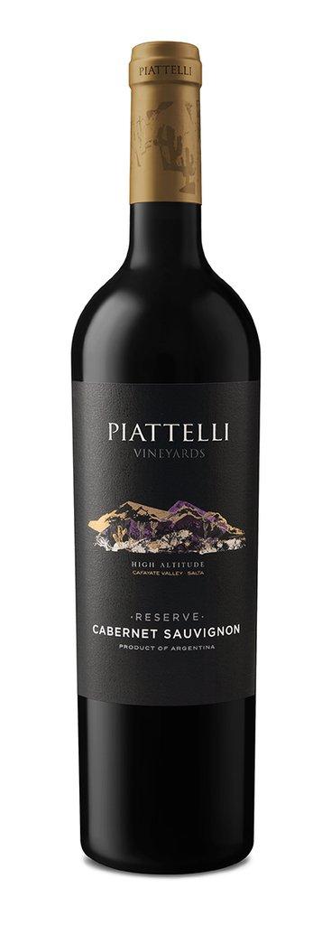 Piattelli Reserve Cabernet Sauvignon 750 ml - SALTA