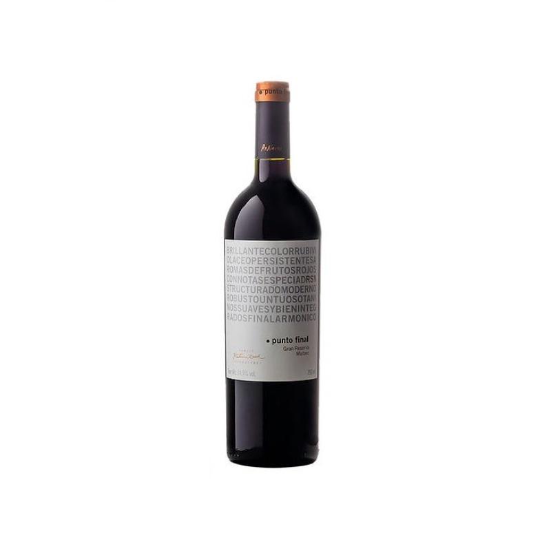 Punto Final Family Signature  Gran Reserva Malbec 750 ml