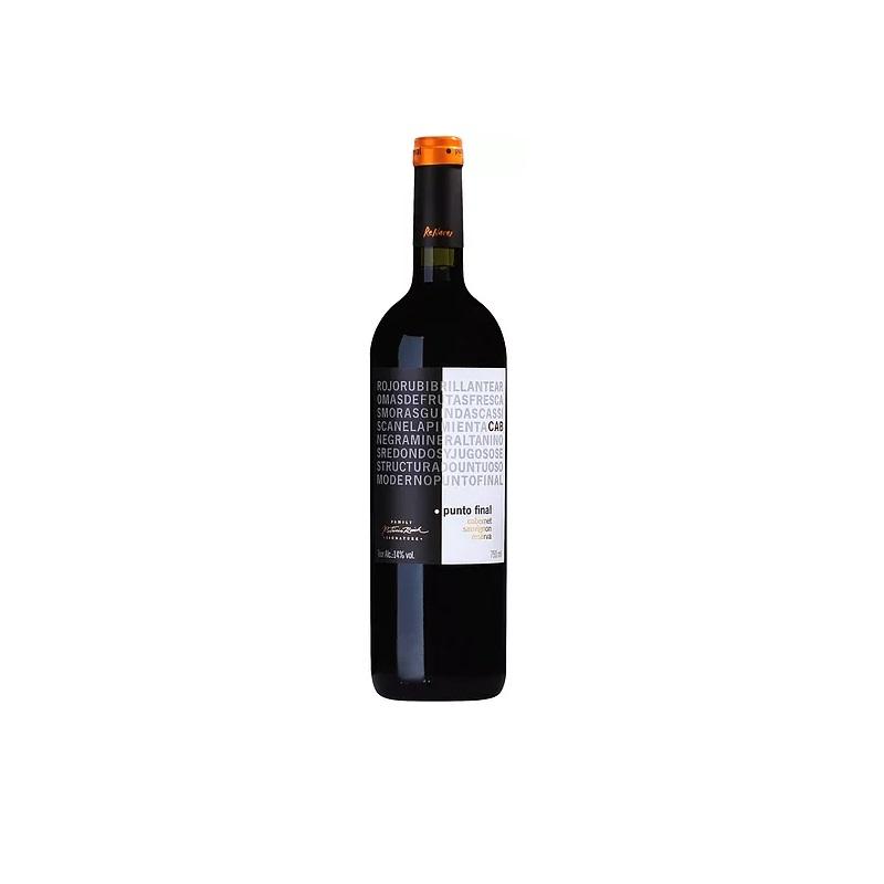 Punto Final Family Signature Reserva Cabernet Sauvignon 750 ml