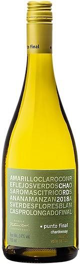Punto Final Family Signature Reserva Chardonnay 750 ml