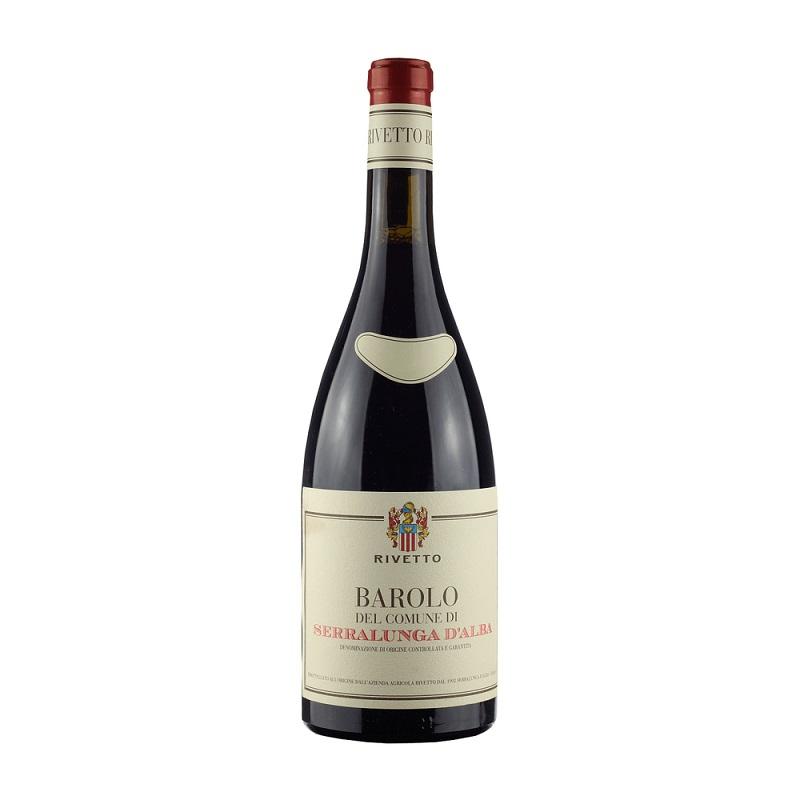 Rivetto Barolo del Comune di Serralunga d'Alba 750 ml