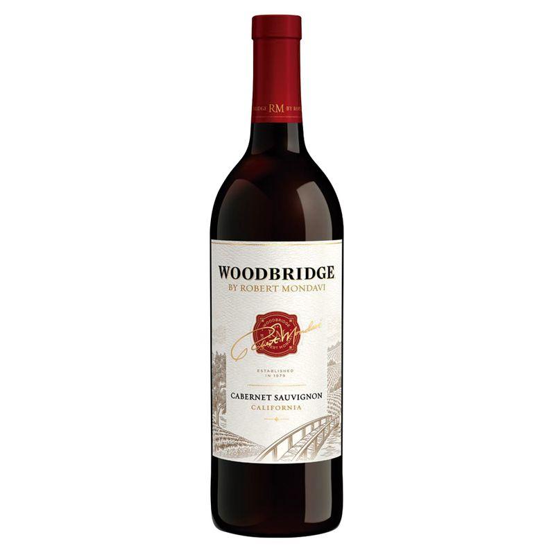 Robert Mondavi Woodbridge Cabernet Sauvignon 750ml