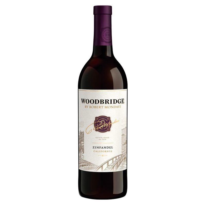 Robert Mondavi Woodbridge Zinfandel 750ml
