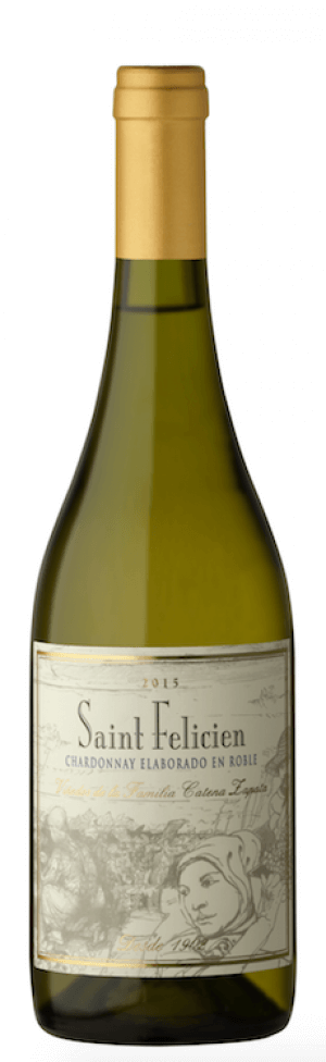 Saint Felicien Chardonnay 750 ml - Catena Zapata