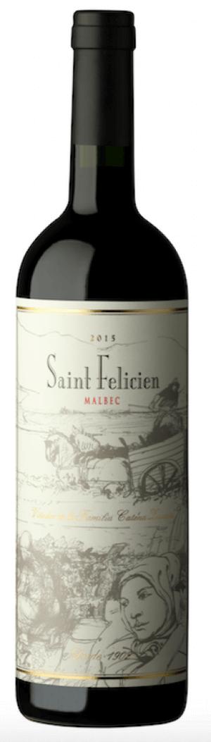 Saint Felicien Malbec 750 ml - Catena Zapata