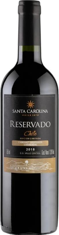 Santa Carolina Reservado Edição Limitada Cabernet/Carmenère 750 ml