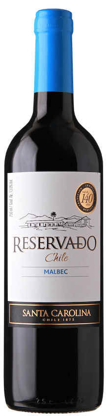 Santa Carolina Reservado Malbec 750 ml