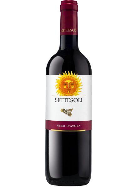 Settesoli Nero Davola 750 ml