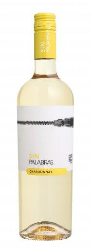 Sin Palabras Chardonnay 750ml