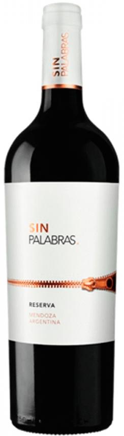 Sin Palabras Reserva Blend 750ml