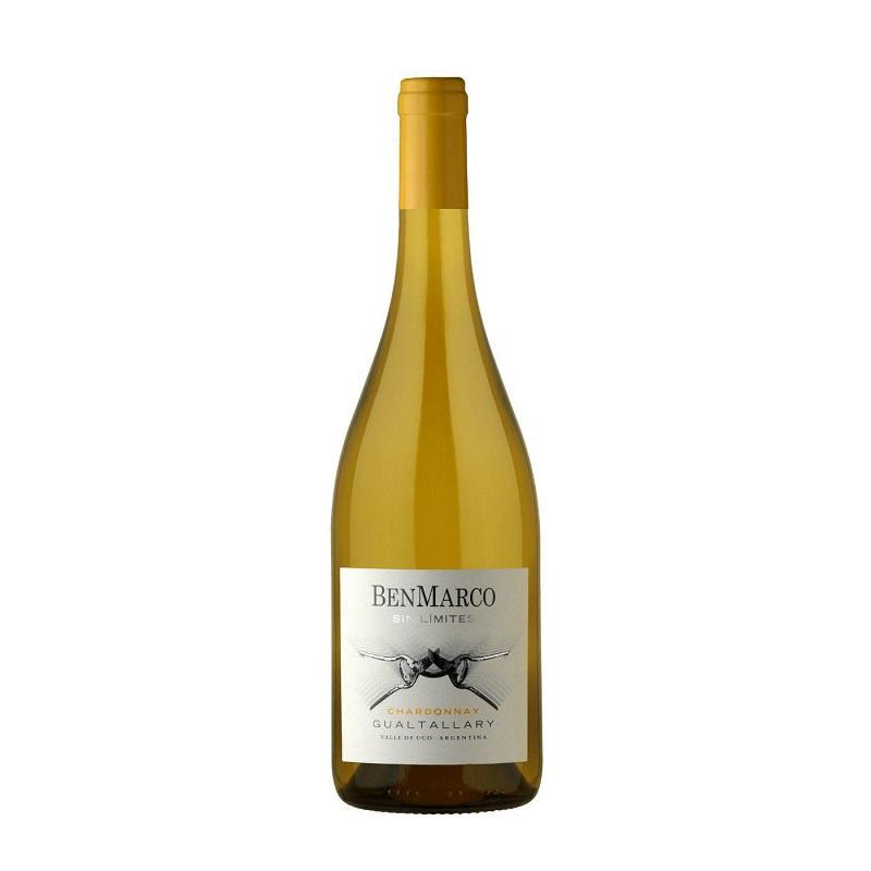 Susana Balbo Benmarco Sin Limites Chardonnay 750ml
