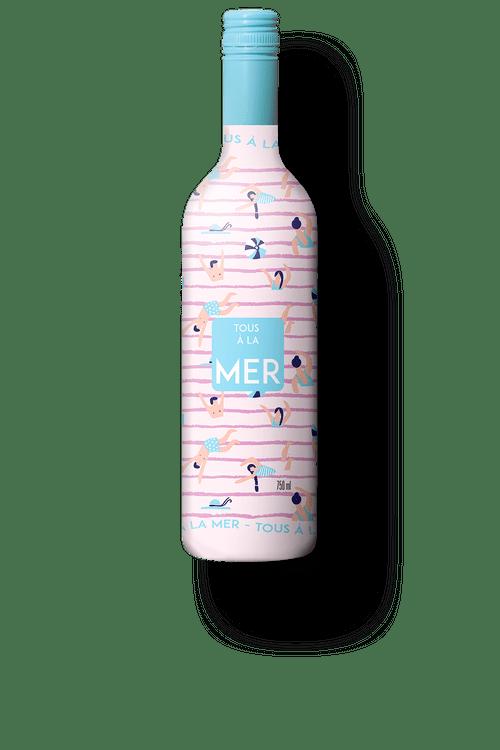 Tous à la Mer Rosé 750 ml
