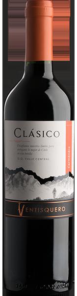 Ventisquero Clásico Carmenere 750 ml