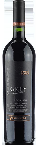 Ventisquero Grey Single Block Carménère 750 ml