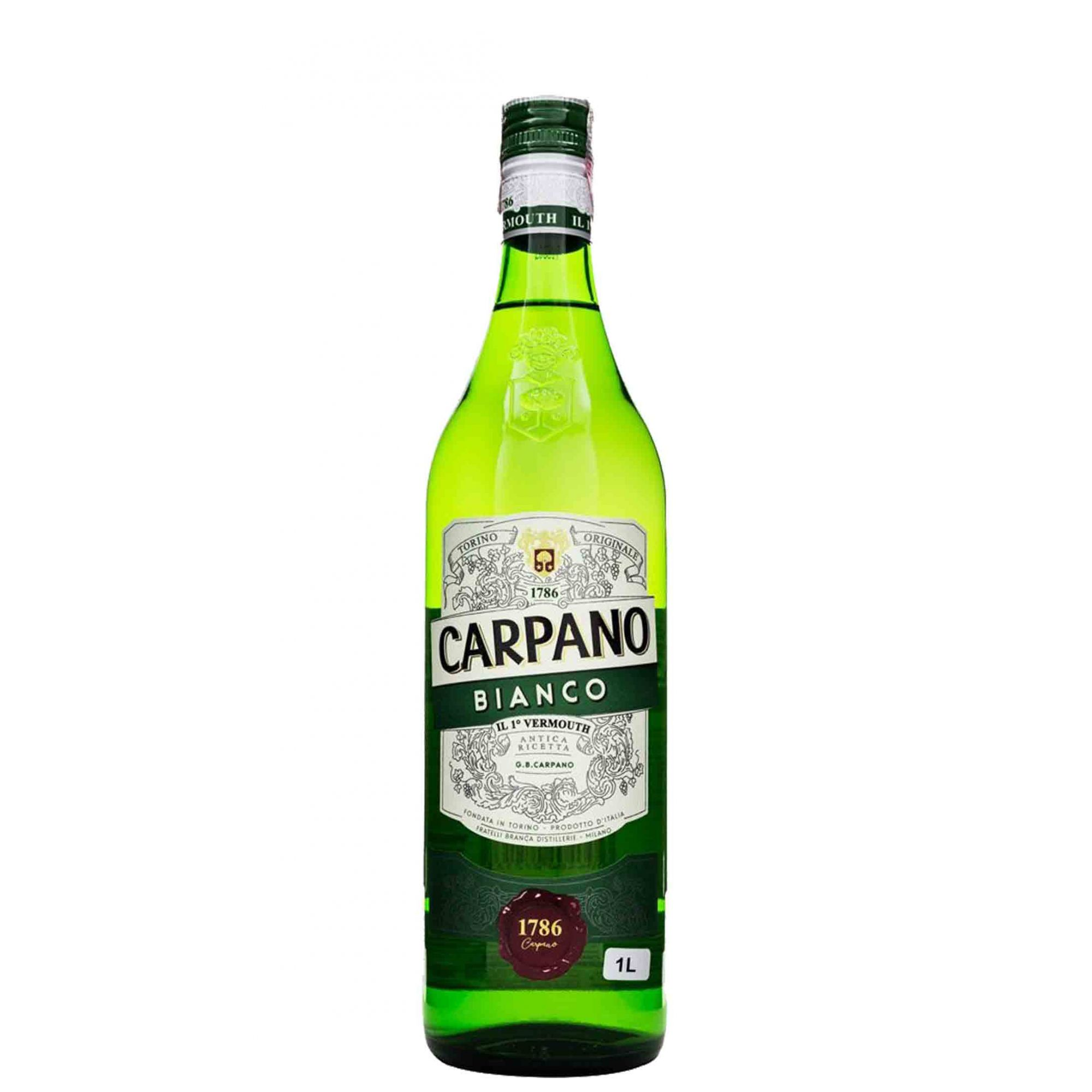 Vermouth Carpano Bianco 1000 ml - Itália