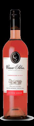 Vinho Casa Silva Cuvée Rosé 750 ml