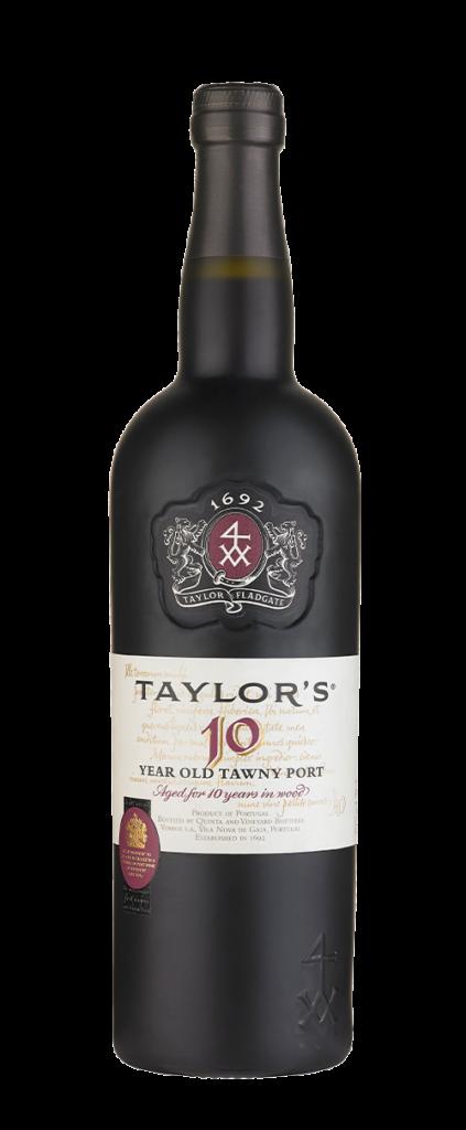 Vinho do Porto Taylor's Tawny 10 Anos 750ml