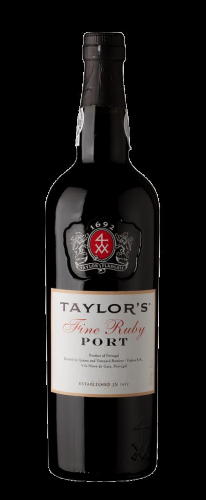 Vinho do Porto Taylor's Fine Ruby 750ml