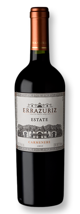 Vinho Errazuriz Estate Carménère 750ml