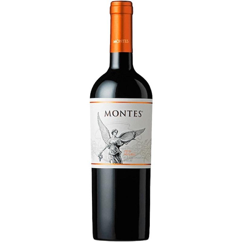 Vinho Montes Malbec Reserva 750 ml