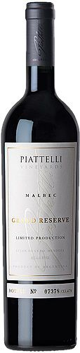 Vinho Piattelli Grand Reserve Malbec 750 ml