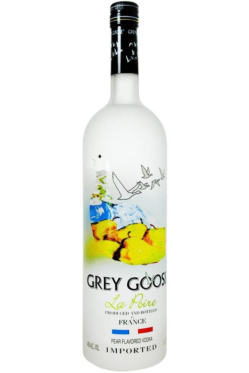 Vodka Grey Goose La Poire 750 ml
