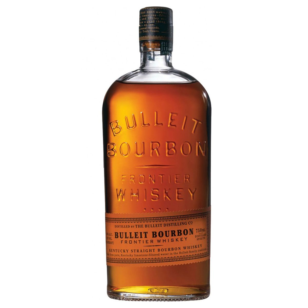 Whiskey Bulleit Bourbon 750 ml