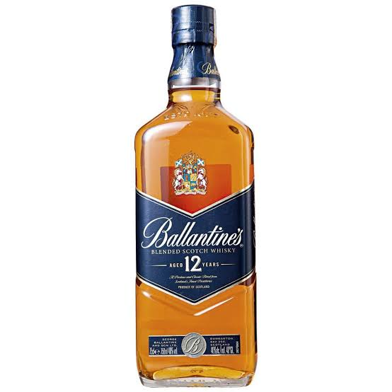 Whisky Ballantine's 12 anos 1000 ml