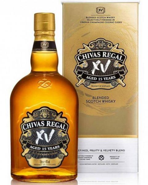 Chivas Regal 15 anos 750 ml