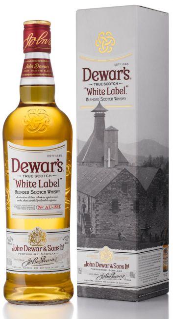 Dewar's White Label 750 ml