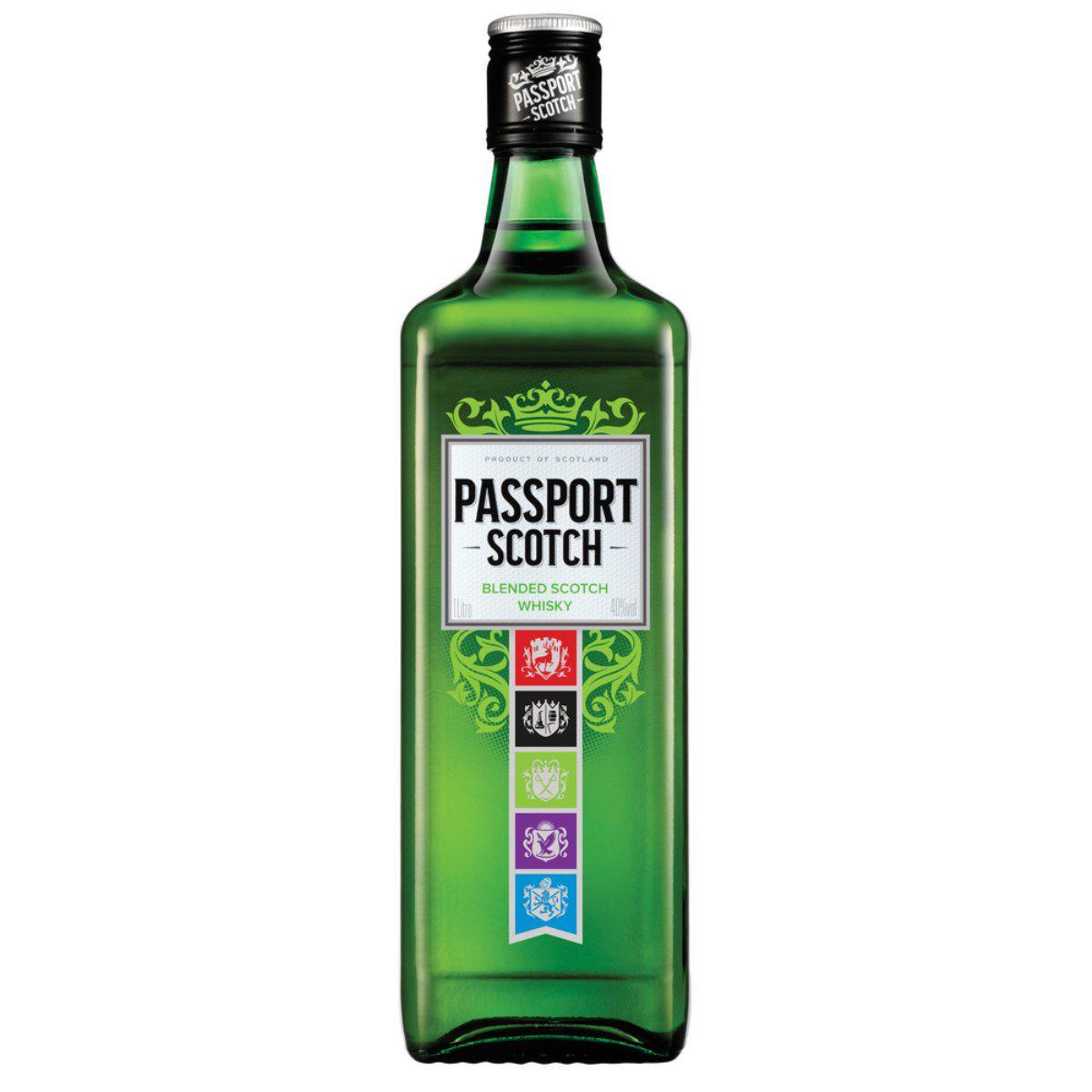 Whisky Passport Scotch 1000 ml