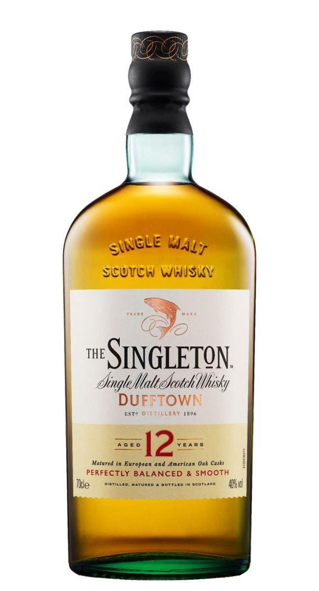 Whisky Singleton 12 Anos Dufftown 750ml