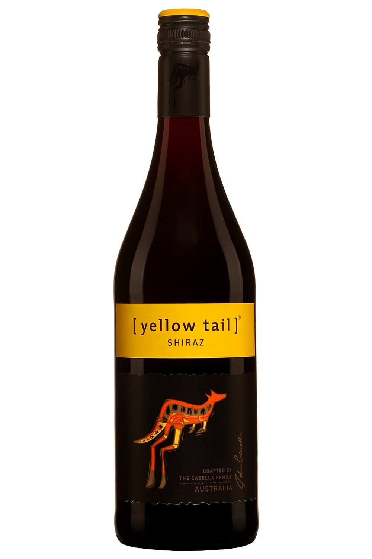 Yellow Tail Shiraz 750 ml