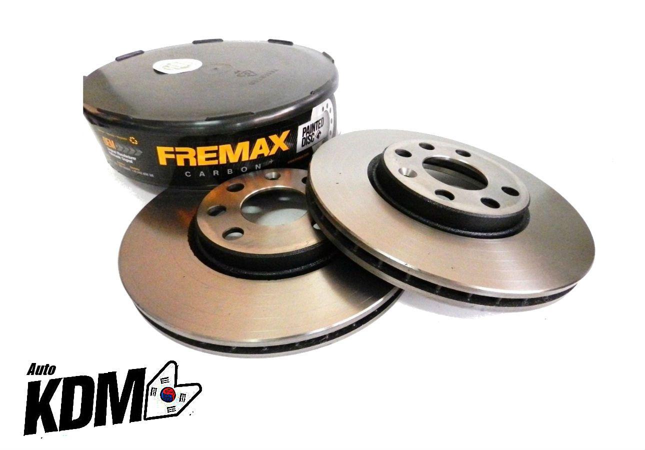 PAR DISCO FREIO DIANTEIRO 280mm ix35 2.0 16V 2010/ FREMAX