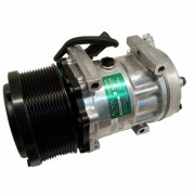 Compressor de ar condicionado Escavadeira Caterpillar 320 D2L
