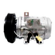 Compressor de ar condicionado  Ford Ka - Fiesta - 08>>2013 - Denso Original