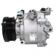 Compressor de ar condicionado GM Onix - Prisma - Spin - Cobalt - 2012>> Mahle Original