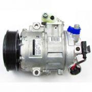 Compressor de ar condicionado VW Polo Denso - Original