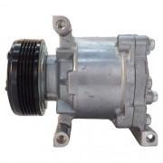 Compressor MHI Modelo QS70 - Grand Siena  Polia 5PK - 2015 - Original