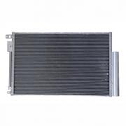 Condensador de ar condicionado Cobalt - Spin -  Onix - Prisma 2013 até 2016 One