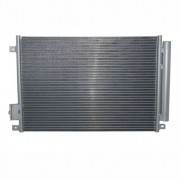 Condensador de ar condicionado Fiat Uno Vivace - Novo Palio - Siena Sistema Denso 2010>>