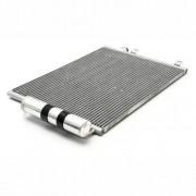 Condensador de ar condicionado Logan - Sandero 08>>13 Câmbio manual