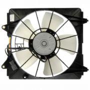 Eletro ventilador Honda New Civic - 2006 até 2011 - com ar Lado Motorista