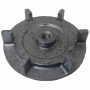 Frontal ou cubo do compressor Denso VW Polo