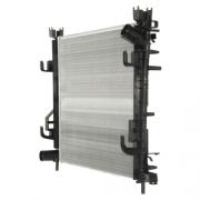 Radiador de água Logan /Sandero 2013 >> C/S Ar - Mec. (ONE)