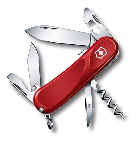 Canivete Victorinox Evolution S101 Vermelho 85mm 2.3603.SE