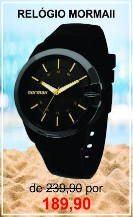 Relógio Mormaii Feminino Mopc21jah/8p Promoção